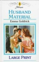 Cover of: Husband Material | Emma Goldrick
