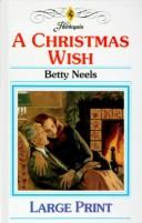 Cover of: A Christmas Wish | Betty Neels