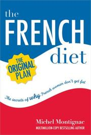 Cover of: The French diet