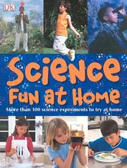 Cover of: Science Fun at Home