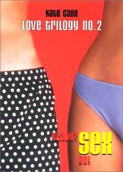 Cover of: Sex