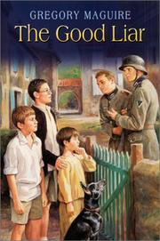 Cover of: The good liar