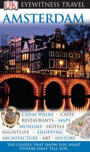 Cover of: Amsterdam (Eyewitness Travel Guides) | DK Publishing