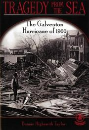 Cover of: Tragedy from the Sea: The Galveston Hurricane of 1900 (Cover-to-Cover Chapter 2 Books: Natural Disasters)