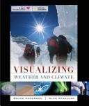Cover of: Visualizing weather and climate