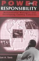 Cover of: Multinational Managers and Third World Concerns (Multinational Managers and Developing Country Concerns)