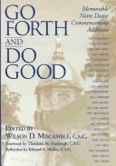 Cover of: Go Forth and Do Good |