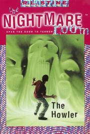 Cover of: The Nightmare Room #7: The Howler (Nightmare Room)