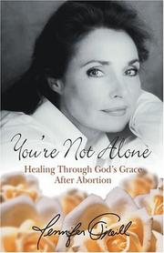 Cover of: You're Not Alone