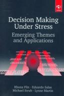 Cover of: Decision Making Under Stress