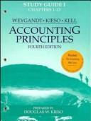 Cover of: Accounting Principles, 4th Edition | Jerry J. Weygandt