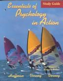 Cover of: Essentials of Psycology in Action (Study Guide) | Karen Huffman