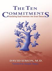 Cover of: The Ten Commitments