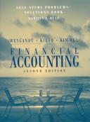 Cover of: Financial Accounting, 2E, Self Study Problems and Solutions | Jerry J. Weygandt