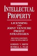 Cover of: Intellectual Property | Gordon V. Smith