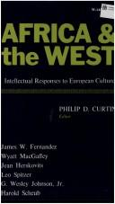 Cover of: Africa & the West