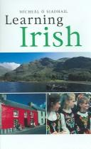 Cover of: Learning Irish | Michael O. Siadhail