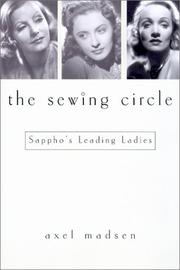 Cover of: The Sewing Circle