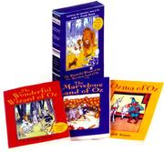 Cover of: Oz Box Set (Books of Wonder)