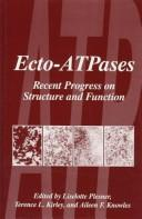 Cover of: Ecto-ATPases |