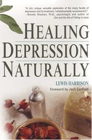 Cover of: Healing depression naturally