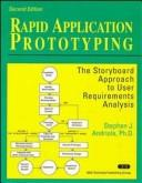Cover of: Rapid Application Prototyping