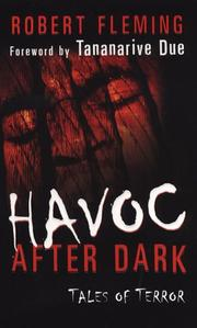 Cover of: Havoc After Dark: Tales of Terror