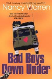 Cover of: Bad boys down under
