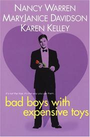 Cover of: Bad Boys With Expensive Toys