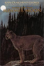 Cover of: Summer Moon (Seasons of the Moon, Vol 4)