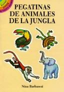 Cover of: Pegatinas De Animales De LA Jungla