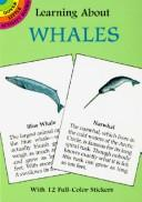 Cover of: Learning About Whales (Learning about Books | Sy Barlowe