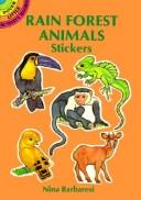 Cover of: Rain Forest Animals Stickers