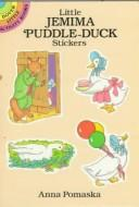 Cover of: Little Jemima Puddle-Duck Stickers | Anna Pomaska