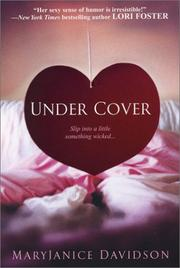 Cover of: Under cover