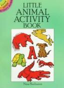 Cover of: Little Animal Activity Book
