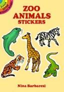 Cover of: Zoo Animals Stickers