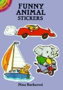 Cover of: Funny Animal Stickers