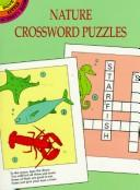 Cover of: Nature Crossword Puzzles | Suzanne Ross