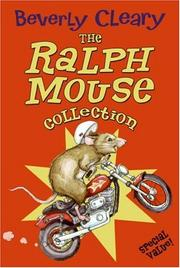 Cover of: The Ralph Mouse Collection