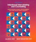 Cover of: Interactive Resource CD-ROM (with InfoTrac  1-Semester, HPLC) for Ivey/Ivey's Intentional Interviewing and Counseling: Facilitating Client Development in a Multicultural Society, 6th