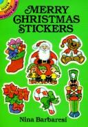 Cover of: Merry Christmas Stickers