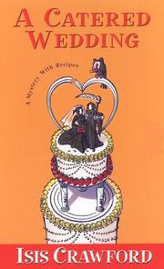 Cover of: A Catered Wedding (Mystery with Recipes)