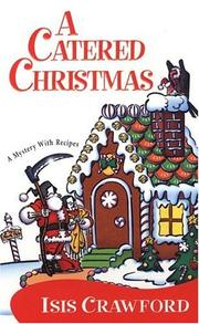 Cover of: A Catered Christmas (Mystery with Recipes)