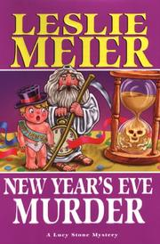Cover of: New Year's Eve Murder: A Lucy Stone Mystery