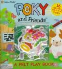 Cover of: The Poky Little Puppy (Felt Playbook) | Golden Books