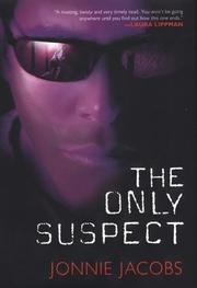 Cover of: The Only Suspect
