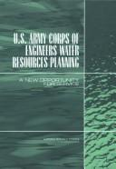 Cover of: U.S. Army Corps of Engineers Water Resources Planning | National Research Council (US)