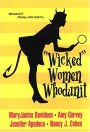 Cover of: Wicked Women Whodunit