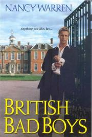 Cover of: British Bad Boys